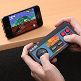 ThinkGeek presents the 8-bitty retro game controller for iPhone and Android