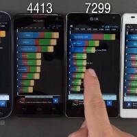 Calves and quad-cores: Snapdragon S4 Pro vs Samsung Exynos 4412 vs Huawei K3V2 vs NVIDIA Tegra 3