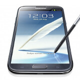 AT&T's Galaxy Note II arrives on November 9