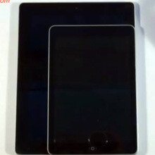 iPad mini handled on video ahead of its official unveiling