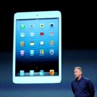iPad mini is officially announced