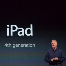 Apple iPad 4 shockingly official: double the performance with A6X chip