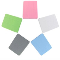 With the new iPad mini it's time for Smart Covers with no hinge, yours for $39 in jolly colors