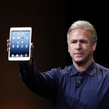 Can you really hold the iPad mini with one hand?