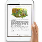 "iPad mini bezel can detect ""resting thumbs"""