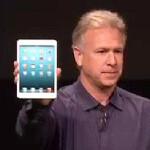Watch Apple's iPad mini unveiling here