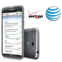 Samsung Galaxy Note II pre-orders are now live on Verizon and AT&T