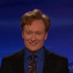 Humor: Conan O'Brien weighs in on the iPad Mini