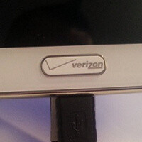 Verizon arrogantly stamped its logo on Galaxy Note II's home button AND back