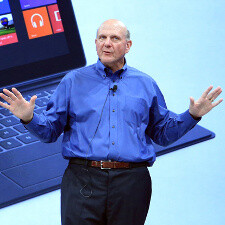 """Is Microsoft going to do more hardware after Surface? """"Obviously,"""" says chief executive Steve Ballmer"""