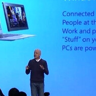 Steven Sinofsky says Windows RT has drivers for 420 million devices out there, thousands of apps added weekly