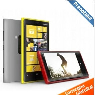 Italian carrier tweets Nokia Lumia 920 is coming November 12