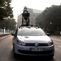 Nokia flaunts its own fleet of 3D mapping cars, two million panoramic images collected daily for City Lens