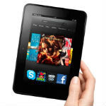 Amazon's Kindle Fire HD got a boost from the iPad mini announcement