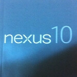 Watch 5 seconds of the Google Nexus 10 in action