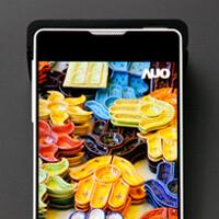 AUO demonstrates world's thinnest-bezel display