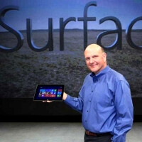 """Steve Ballmer makes the case for the Surface: it's reimagination of computing, not a """"compromise"""""""
