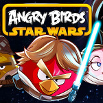 Here's the first look at the game play of Angry Birds Star Wars
