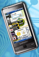 New widgets to come for the Samsung OMNIA