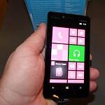 Nokia Lumia 810 Hands-on