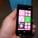 Nokia Lumia 810 Hands-on