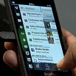 BlackBerry 10 boot up screen leaked