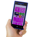 HTC 8X beats the iPhone 5 and the Samsung Galaxy S III in SunSpider browser test