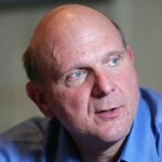 "Microsoft's Ballmer calls Apple a ""low volume player"" in all markets except tablets"