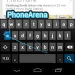 Android 4.2 gesture keyboard APK leaks out