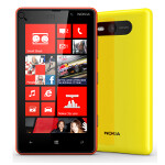 Pre-order the Nokia Lumia 820 in the U.K.; device is free with monthly plans costing £29 and up