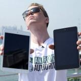 iPad mini survives drop test, Nexus 7 isn