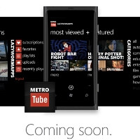 MetroTube for Windows Phone has YouTube video downloads on tap