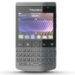 OS update for the BlackBerry Porsche Design P'9981; device in stock at Expansys