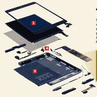 iPad mini teardown pegs bill of materials at $188