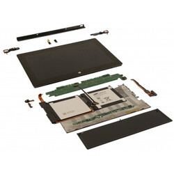 Microsoft Surface RT teardown reveals $271 worth of components
