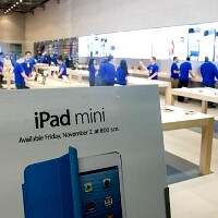 Apple sold record 3 million iPad mini and iPad 4 units during launch weekend