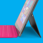 Microsoft Surface tablet meets asphalt and lives to tell the story