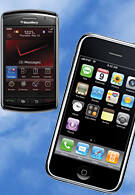 Consumer survey shows satisfaction rating for iPhone 3G and Storm