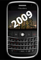 Are these the BlackBerry phones for 2009?