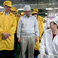 Foxconn says iPhone demand is so huge that