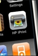 HP creates application for the iPhone
