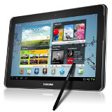 Jelly Bean is being rolled out to the Samsung Galaxy Note 10.1