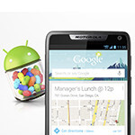 Jelly Bean rolling out to DROID RAZR M
