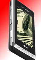 LG Dare on sale for $99