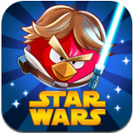 Angry Birds Star Wars is strong with the force, sets record on the way to the top at iTunes
