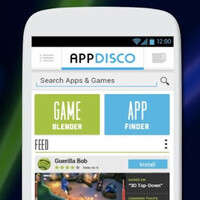 AppDisco searches for the best Android apps and games, so you don't have to
