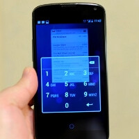 Take a look at the new lockscreen widgets coming with Android 4.2