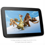 Nexus 10 now on sale in the US Google Play Store