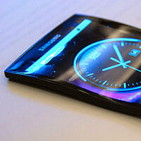 Samsung will kick off mass production of flexible displays in H1 2013
