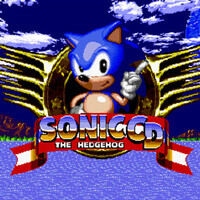 Sonic CD is now available for Windows Phone